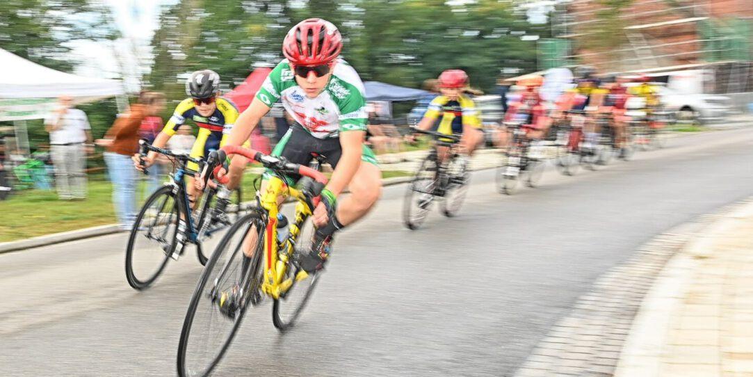 Rennen U13 Kriterium Wörlitz
